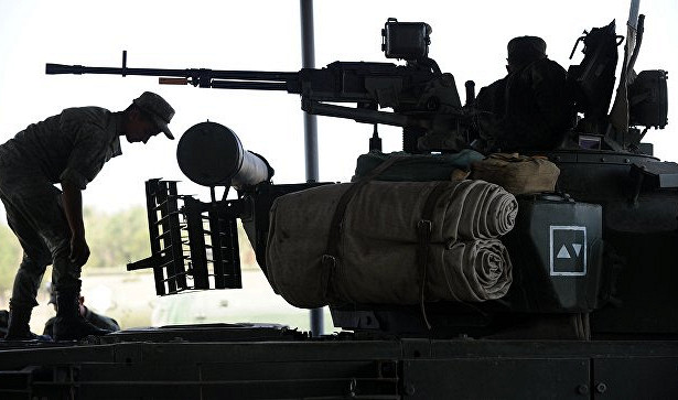 Комиссия ЦВОоценила боеготовность сформированной 90-йтанковой дивизии