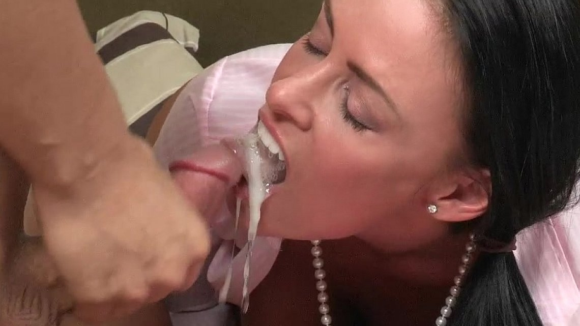 Mpegs mouth cum