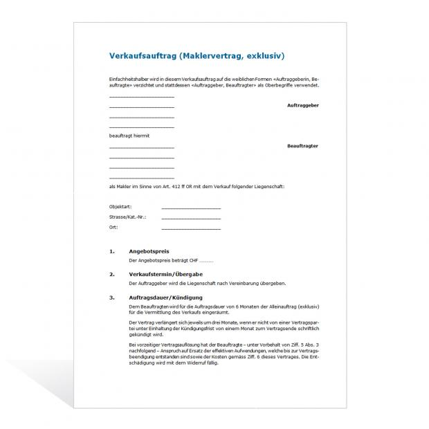 Partnervermittlung maklervertrag