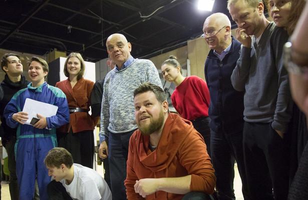 Мольер вМоскве: Премьера спектакля «ДонЖуан» вСатириконе