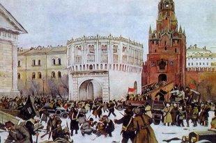 Дмитрий Медведев посетил выставку «Некто 1917»