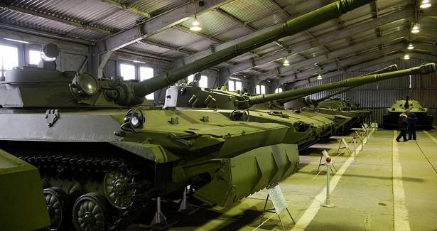 «Объект 934»— разработка плавающего танка