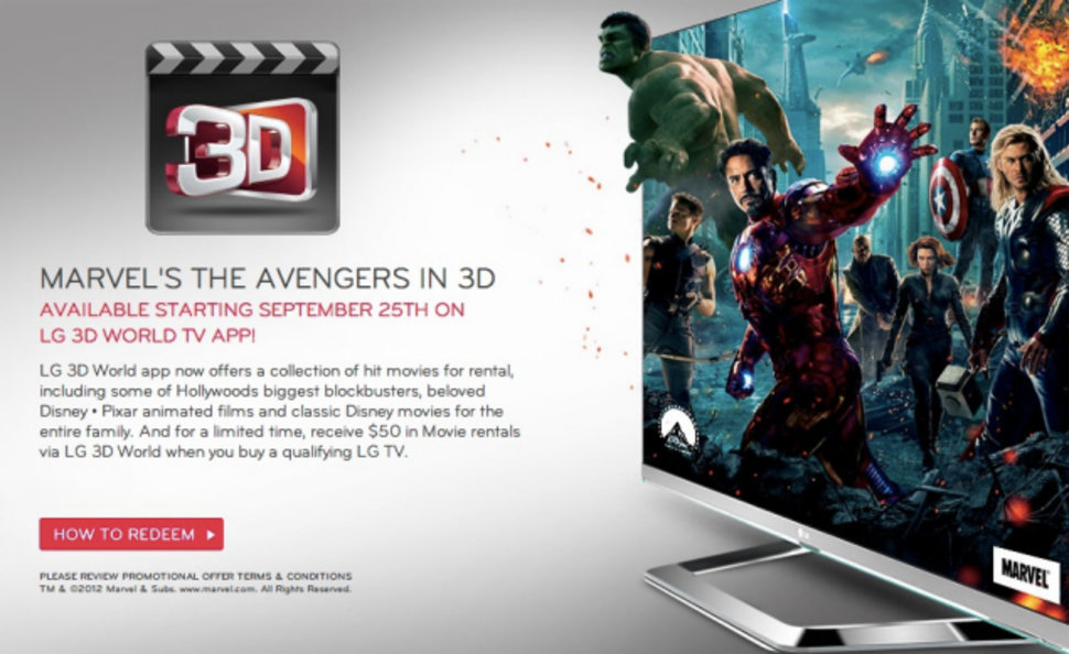 That's Life: LG Cinema 3D Smart TV (Life's Good)