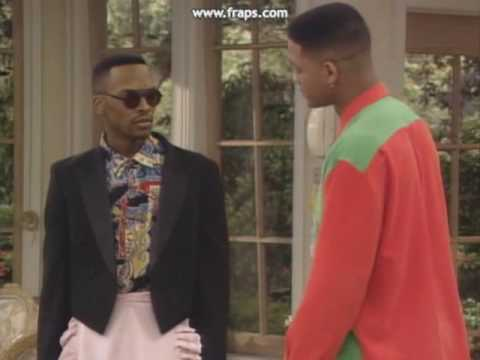 Fresh Prince Of Suspender Orgy