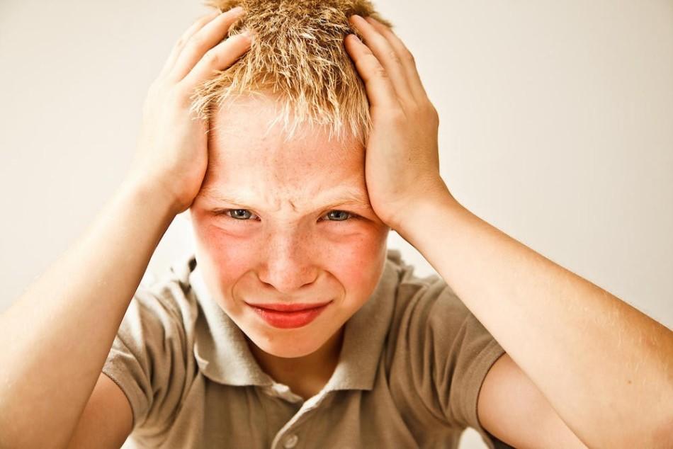 Головная боль у детей - Страница №2 - Медицинская
