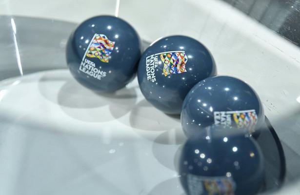 Объявлены полуфинальные пары Лиги наций