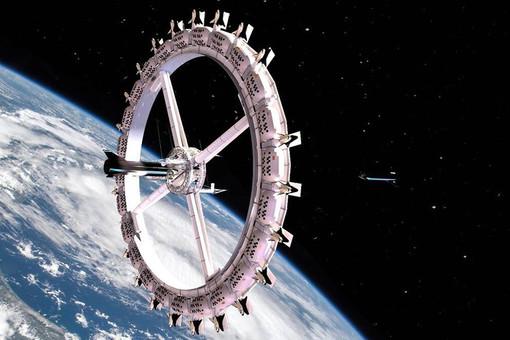 Первый космический отель откроют к2027 году