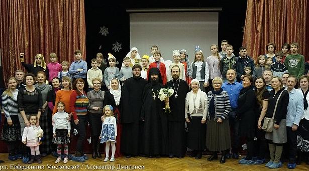 ВСамаре состоялся Рождественский концерт