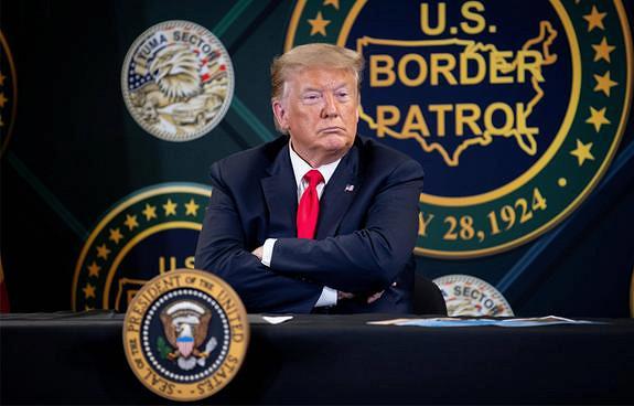 Трамп столкнулся сдавлением соратников попартии