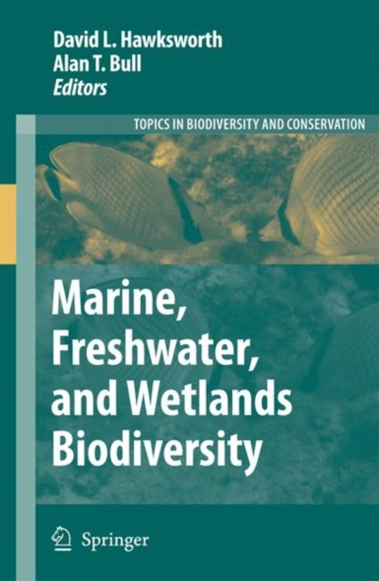 Essays on marine biodiversity