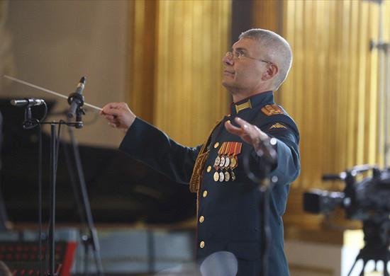 Оркестры Санкт-Петербургского гарнизона примут участие впроекте «Марши наших побед»