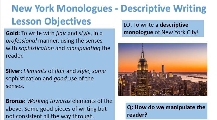 Write my essay new york city