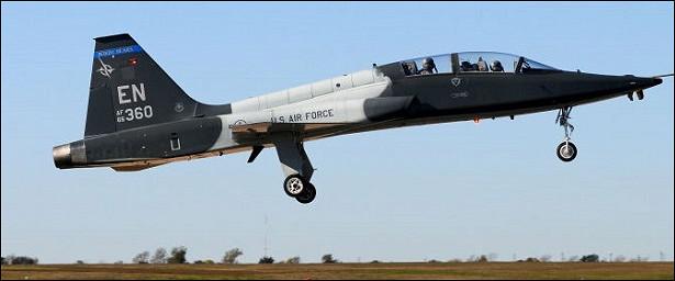 Военный самолет упал вАлабаме