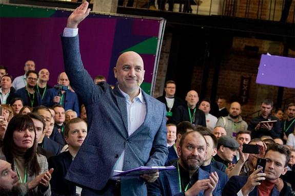 Захар Прилепин будет баллотироваться вГосдуму отНижегородской области