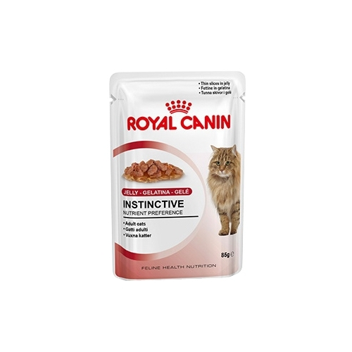 Корм royal canin instinctive 7