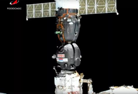 Космонавты РФначали выход воткрытый космос