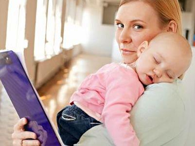 Как заработать беременным дома