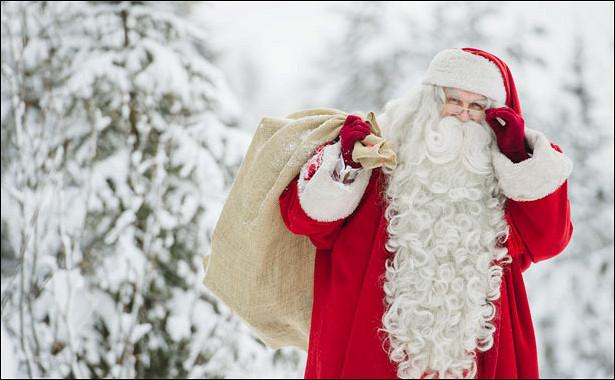 Финский Санта-Клаус впервые посетит Челябинск
