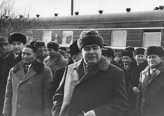 Сколько разпытались убить Брежнева