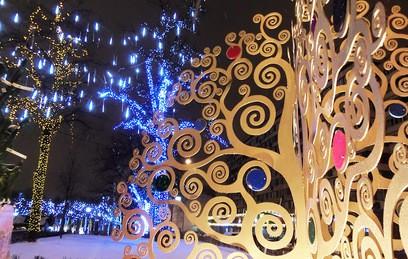 Москва готовится к«Путешествию вРождество»