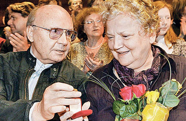 Почему вдова Мягкова непришла напрощание смужем