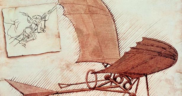 10революционных идей Леонардо даВинчи