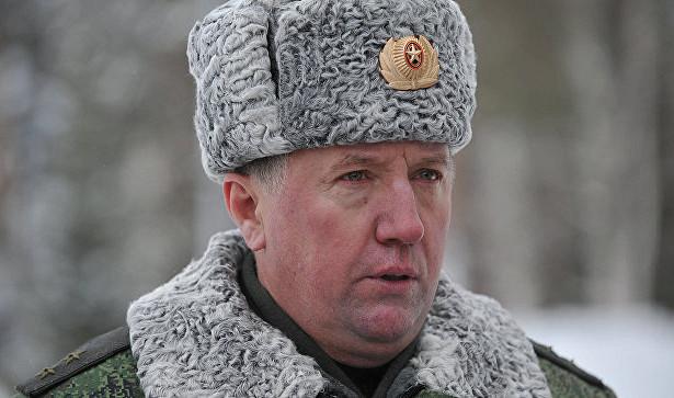 ВСотменил решение оснятии судимости сэкс-главкома Сухопутных войск