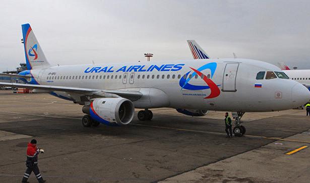 Шесть рейсов «Уральских авиалиний» задержаны из-заЧПнаВППвКалининграде