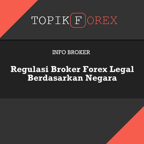 perusahaan forex legal