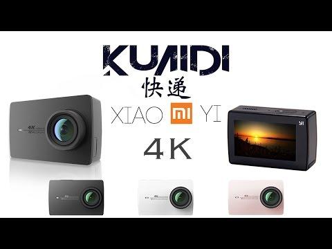 Экшн камера с алиэкспресс xiaomi