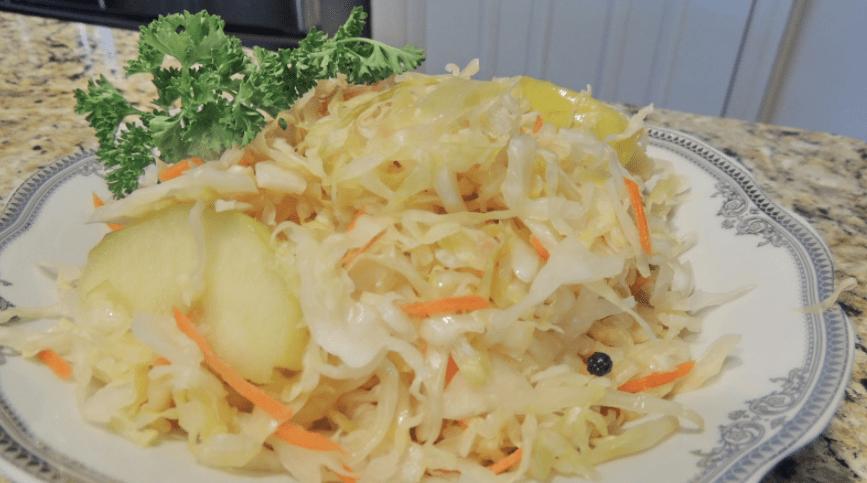 Все рецепты квашеной капусты быстрого квашения