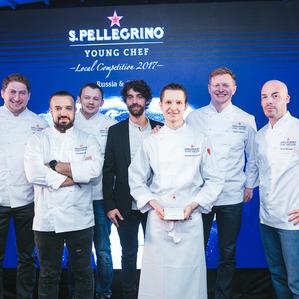 Победителем регионального полуфинала конкурса S.Pellegrino Young Chef 2018 стал шеф-повар изКазани