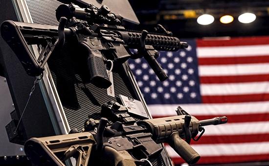 СШАнарастили экспорт оружия