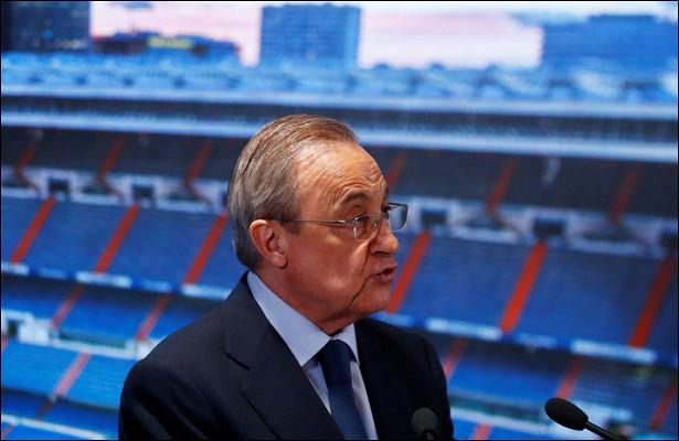Президент «Реала» Перес заболел коронавирусом