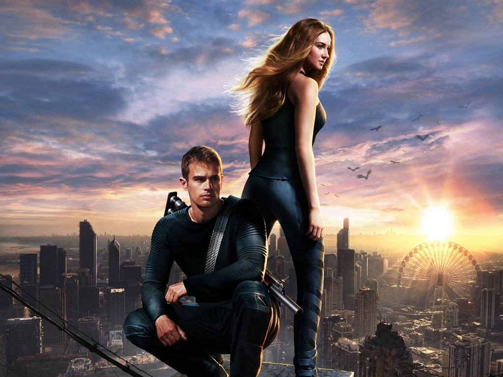 Watch Insurgent full movie online free - Fmovies