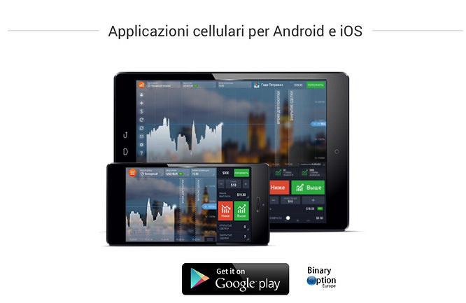 opzioni binari per android facili