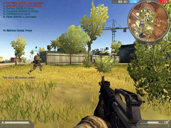 Battlefield 2 - Free download and software reviews