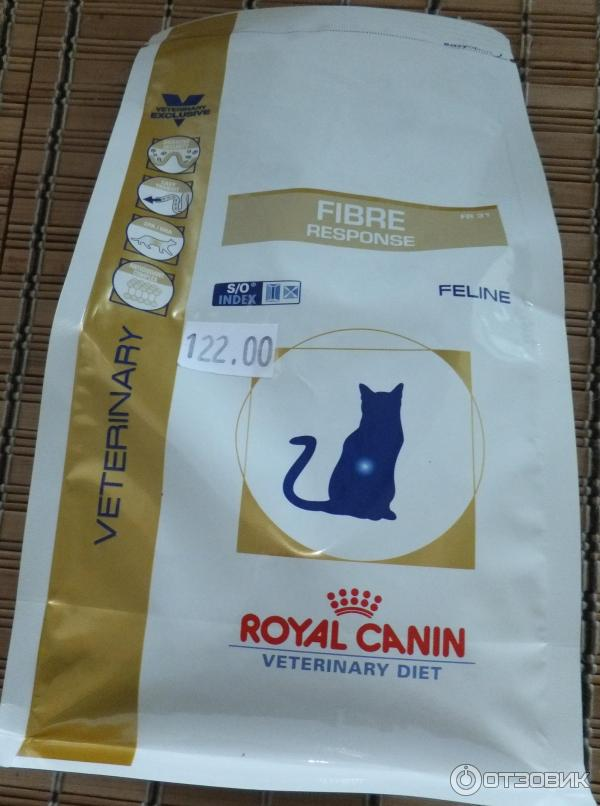 Корм royal canin problems