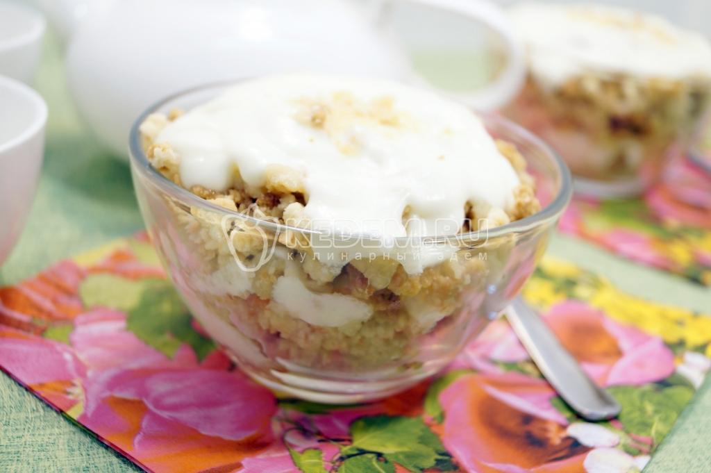 Рецепты десертов с фото простые и вкусные быстрые