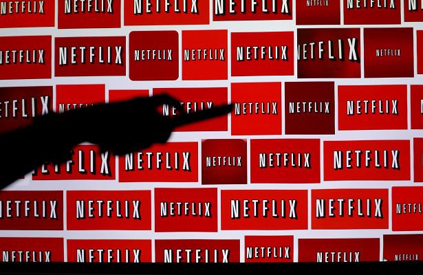 Netflix перешел нарубли