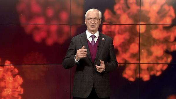 Николай Ренц оНовом годе: следует хорошо подумать иотменить корпоративы, праздники