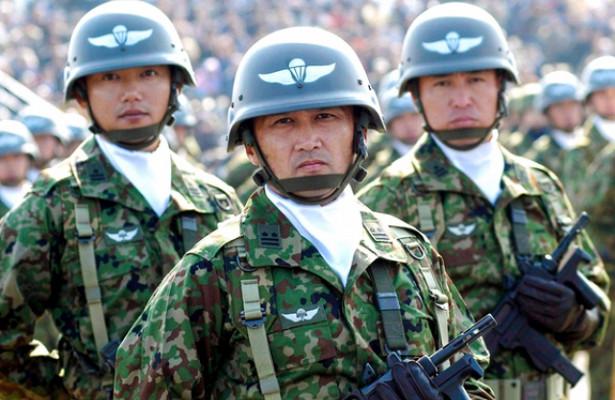 Япония решила вернуть себе право воевать