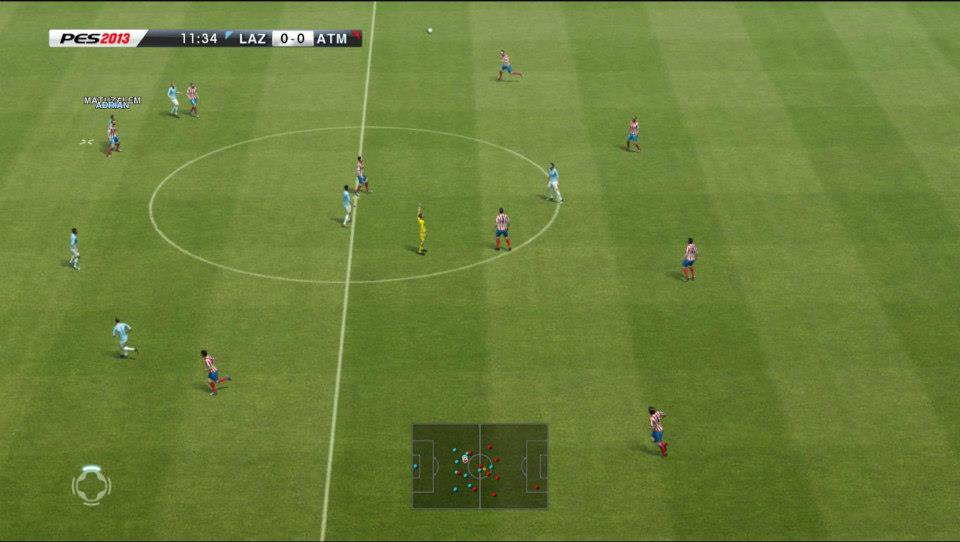 How to play PES 2013 online for free