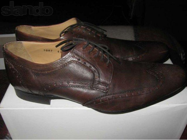 Мужские итальянские туфли в спб