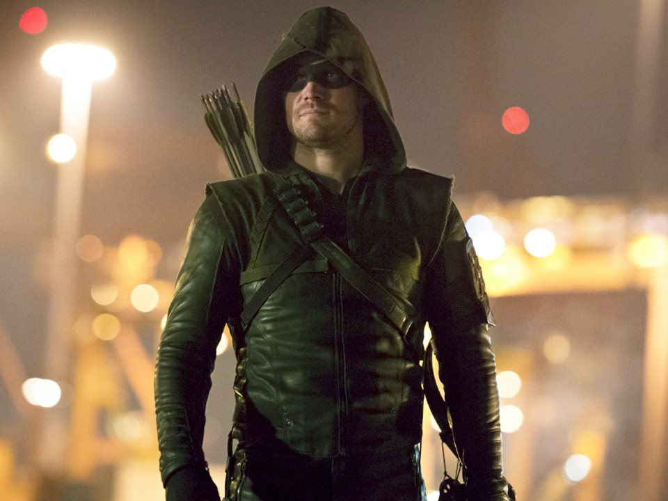 Promo for Arrow Season 6 Episode 5 – 'Deathstroke Returns'