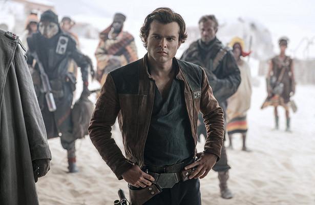 «ХанСоло: Звездные войны. Истории»: премьера вКаннах