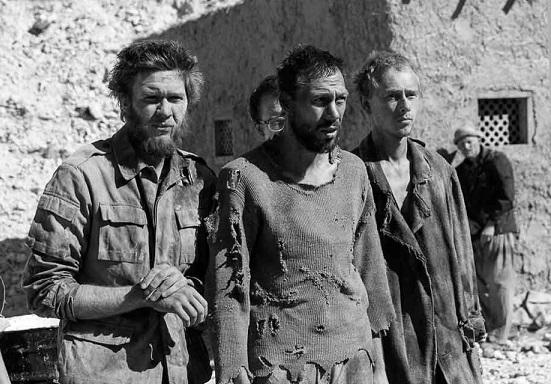 Забытый подвиг советских пленных вПакистане