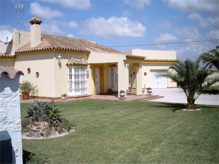 Жилье в пригороде испании