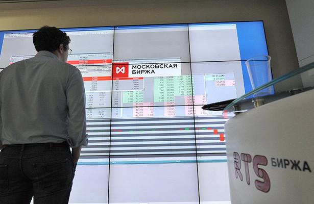 Российский рынок акций повысился