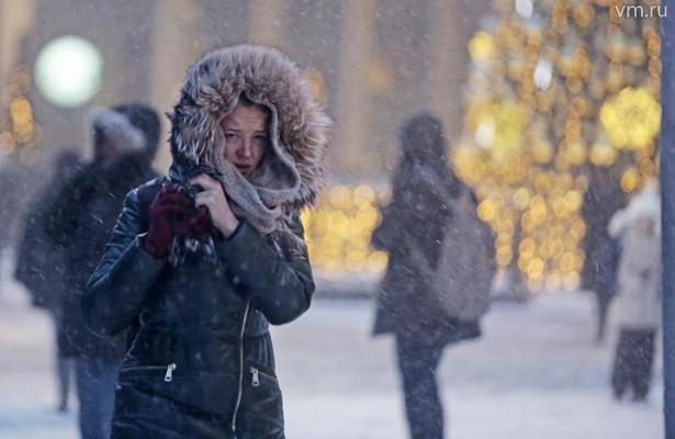 ВМосковском регионе отмечены 36-градусные морозы